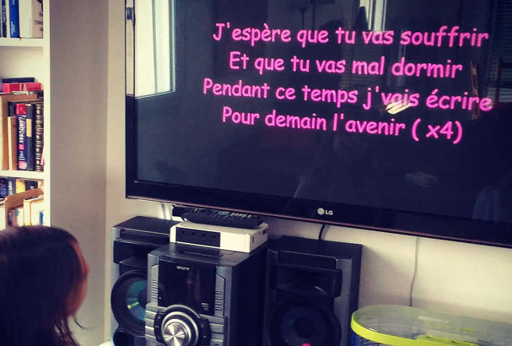 IEF et karaoke