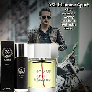 YSL, Pour Homme Sport,Dexandra,Perfume
