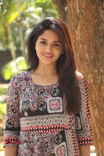Actress Sunaina Latest Stills in Floral Dress at Pelliki Mundu Prema Katha Trailer Launch  0040.JPG