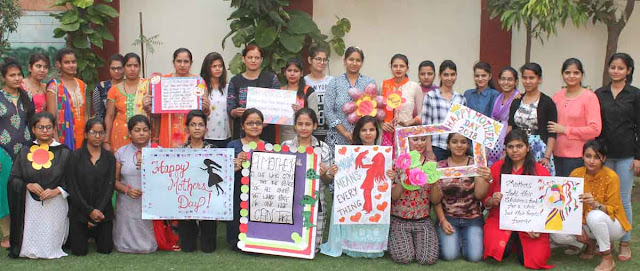 Khazani Womens Vocational Institute celebrated Mother's Day in a special style at NIT