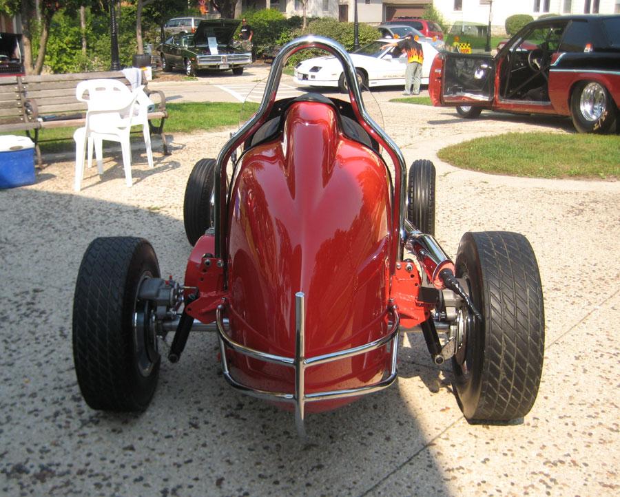Kurtis Midget Racer:picture # 5 , reviews, news, specs