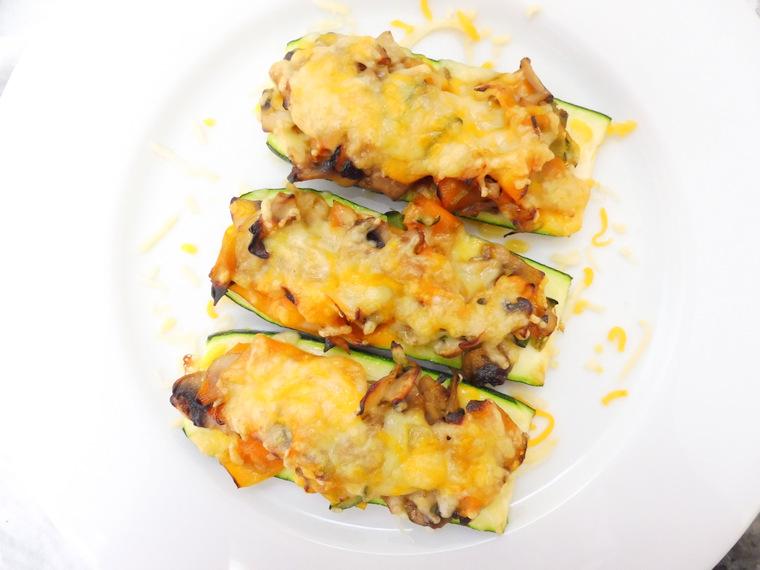 PUNTXET Pizzas de calabacín ¡Perfectas para los niños! #receta #recipe #verduras #veggies #pizza #homemade #food