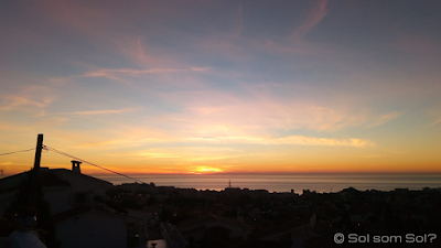 Sunset ASUS ZenFone 3 MAX