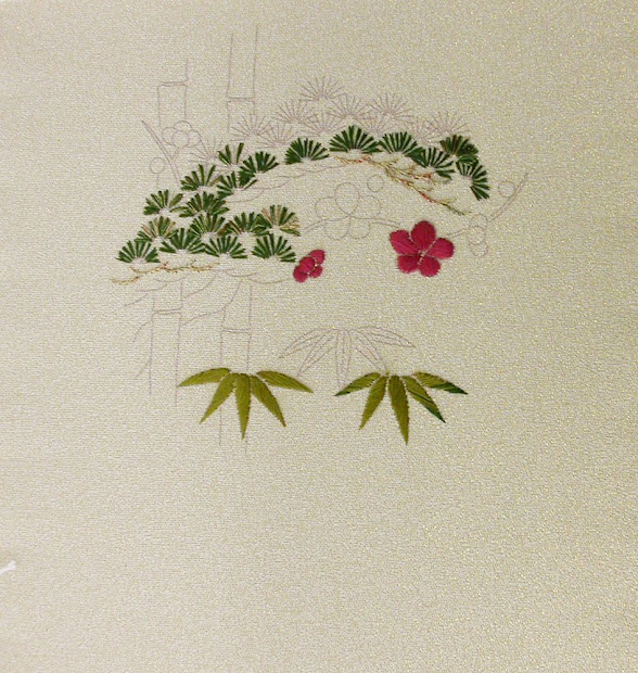 20 Japanese Embroidery Artwork Pictures And Ideas On Meta Networks