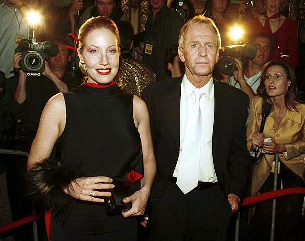 Paul Hogan and his wife divorced after 23 years of marriage