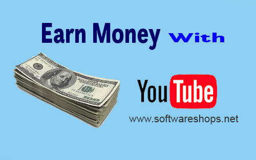 earn lot of money with youtube