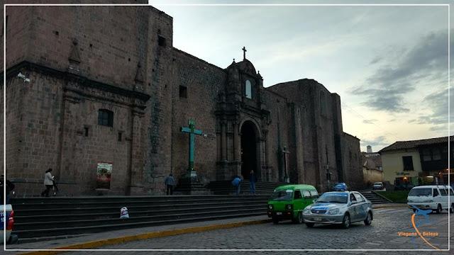Igreja de São Francisco, em Cusco