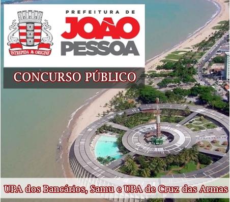 Apostila Prefeitura de João Pessoa (PB) 2018