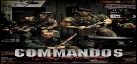 COMMANDOS 1 - BEHIND ENEMY LINES