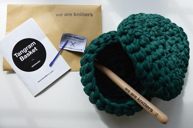 #crochetparaniños #tallerdecrochet #PequeñaFashionista #knittingpartyWAK #WeAreKnitters #TangramBasket