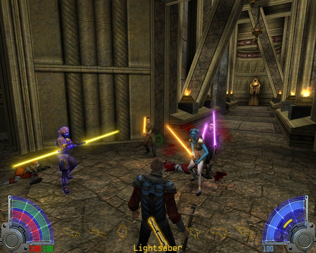Star Wars Jedi Knight Jedi Academy PC Full Español