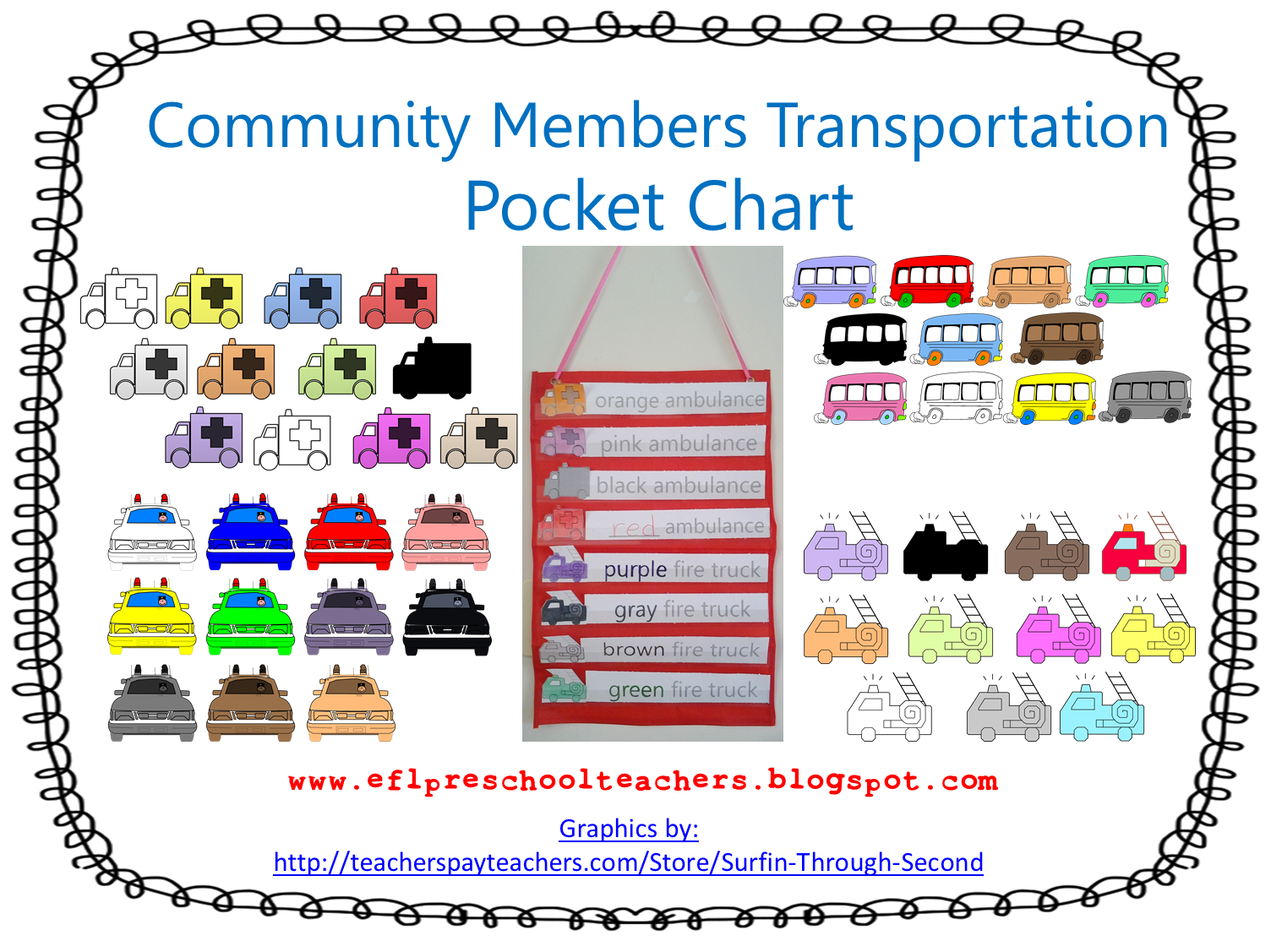 Esl Efl Preschool Teachers Community Helpers Resources For The Preschool Ell