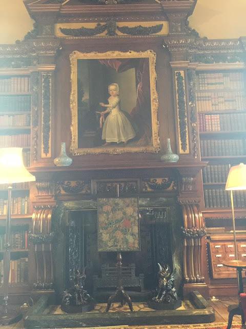 château de Highclere Downton Abbey