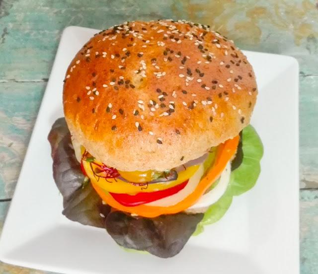 jak zrobić bułki do burgerów w domu