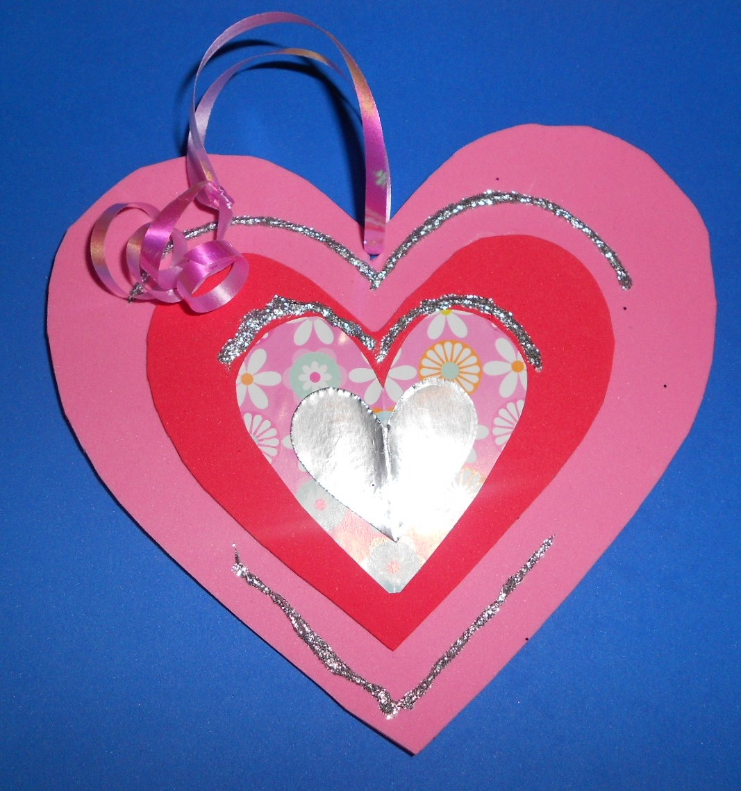 James Amp May Arts And Crafts Blog Love Heart Crafts For Children