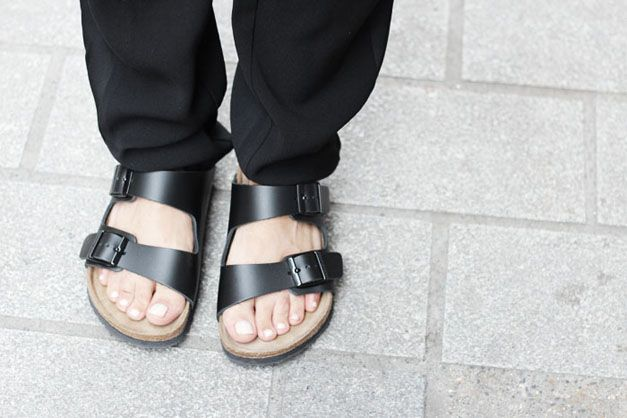 Birkenstock sandals how to wear