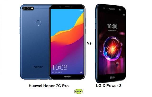 """<img src=""""Huawei-Honor-7C-Pro-Vs-LG-X-Power-3.gif"""" alt="""" Comparison of Huawei Honor 7C Pro Vs LG X Power 3"""">"""