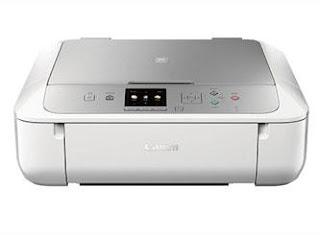 Canon PIXMA MG 5750 Printer Setup and Driver Download