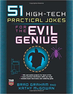 51 High-Tech Practical Jokes for the Evil Genius PDF download free