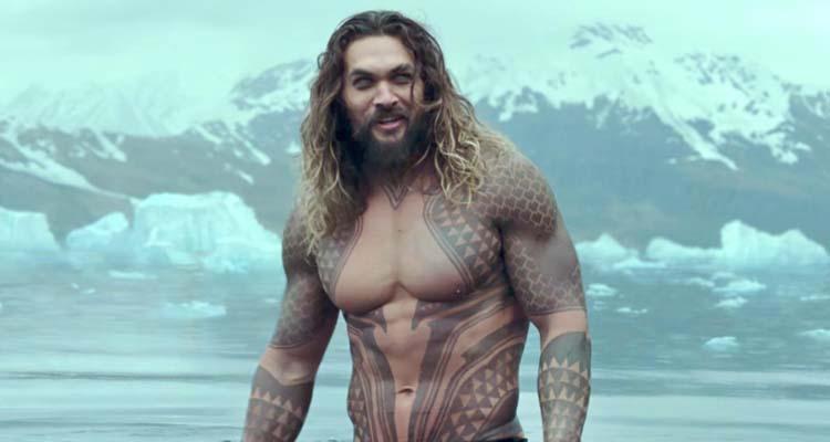Aquaman trailer en español