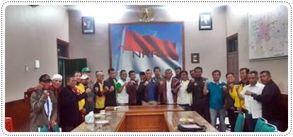 Panitia Wirabraja Pacuan 2018 di Kukuhkan