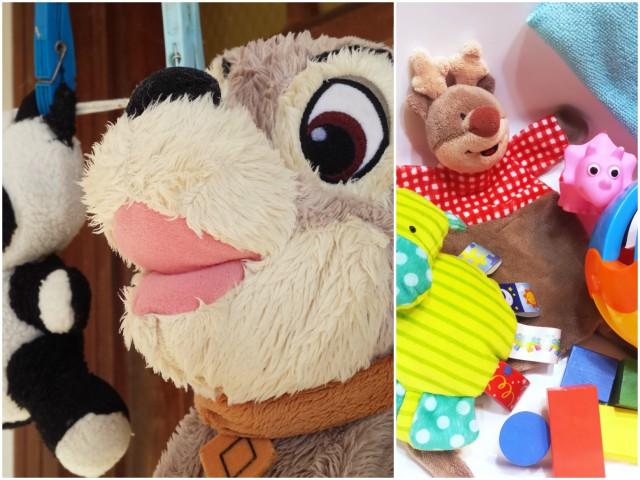 Čišćenje dječjih igračaka