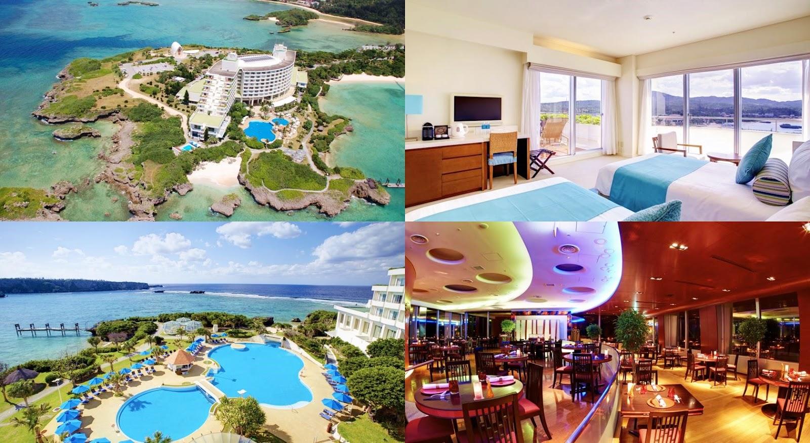 沖繩-住宿-推薦-飯店-旅館-民宿-公寓-ANA萬座海濱洲際酒店-ANA-InterContinental-Manza-Beach-Resort-Okinawa-hotel-recommendation