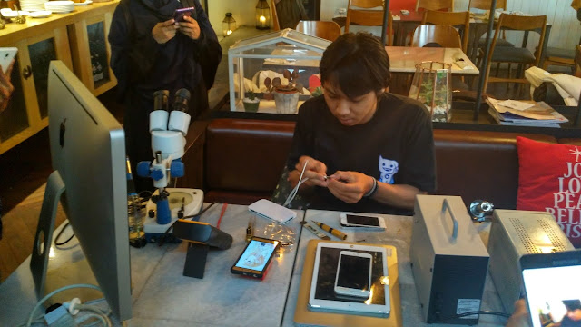 Tempat Service iPhone Terbaik di Jakarta