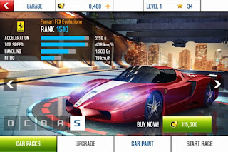 Download Game Asphalt 8