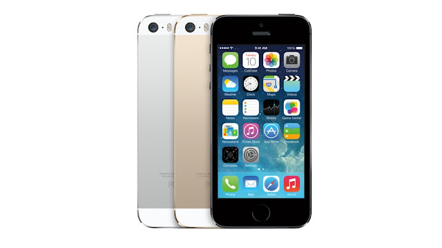 iPhone 5s now out