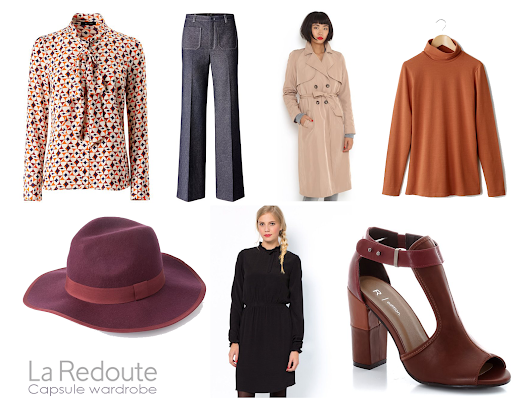 Poses With Roses - UK Fashion Blog: Wish List || La Redoute