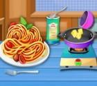 لعبة طبخ الباسطا الذيذة