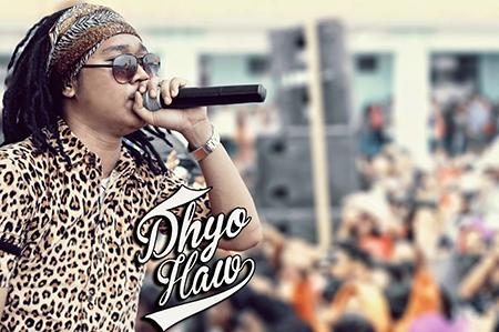 Lirik Lagu Pelangi Baruku - Dhyo Haw