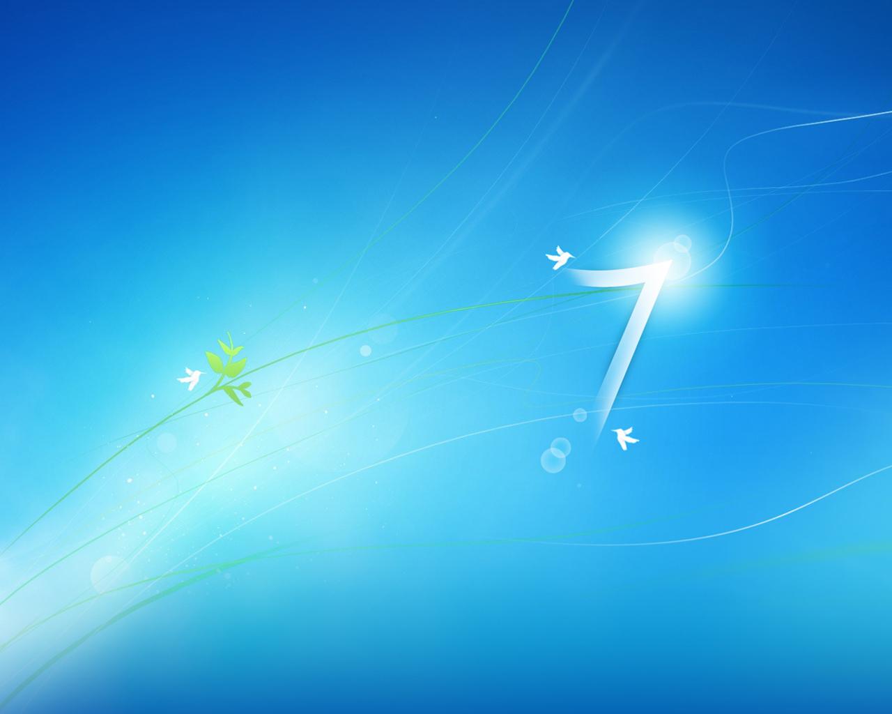 Free Wallpaper Download: Top 10 Microsoft Windows 7