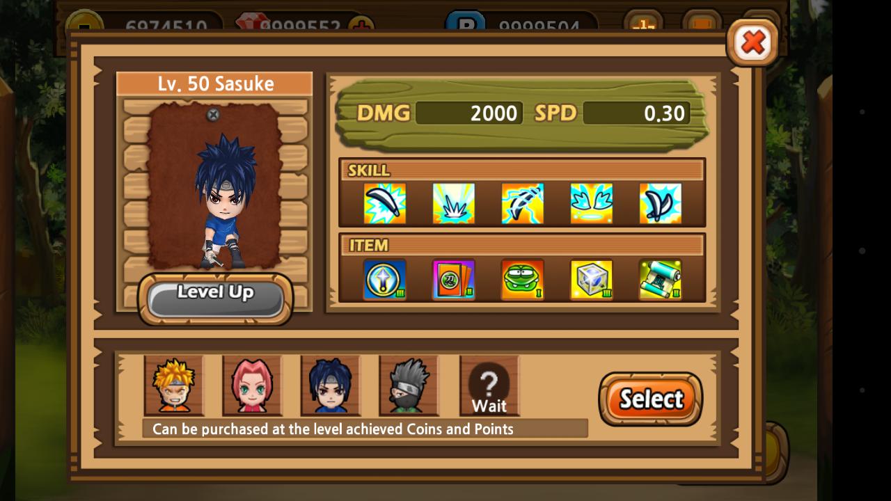 download game ultimate battle ninja dash mod apk