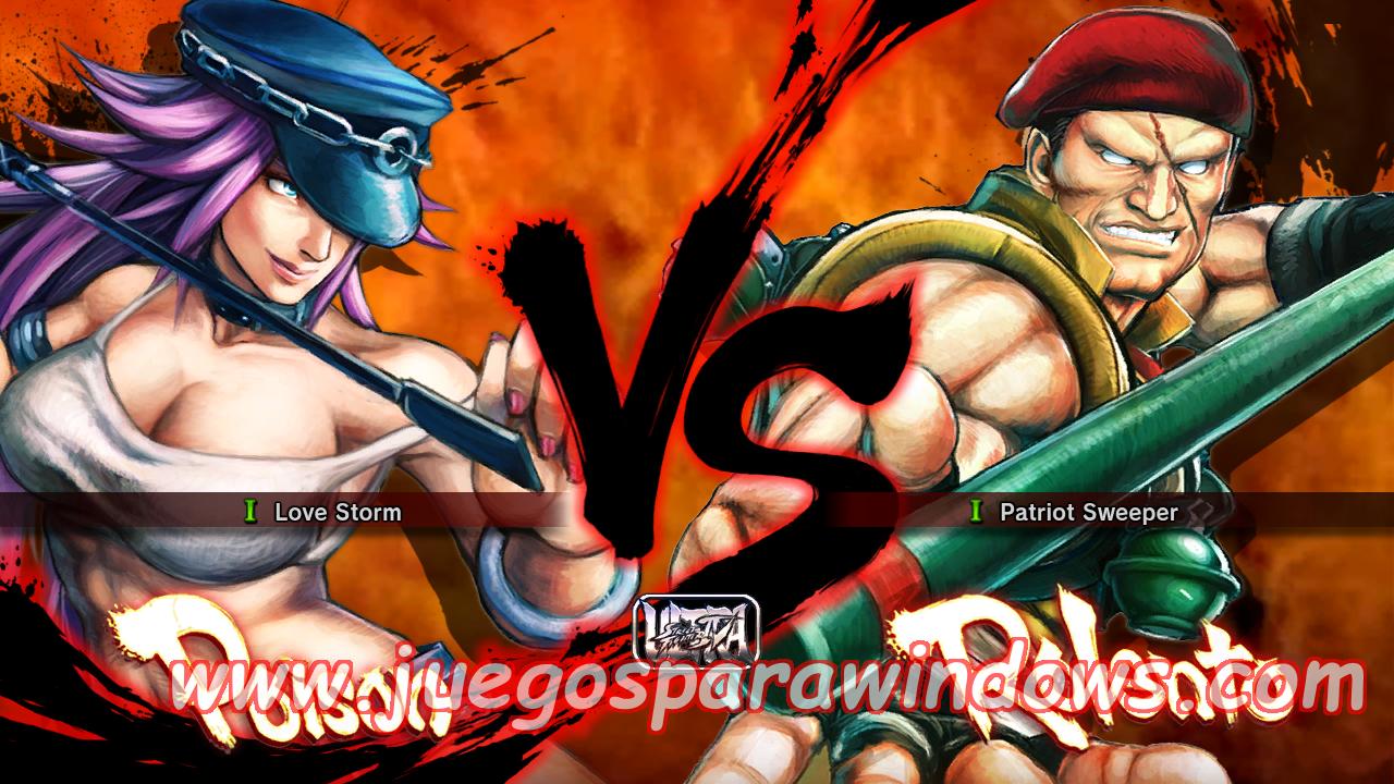 Ultra Street Fighter IV XBOX 360 ESPAÑOL (Region FREE) (WG) 14