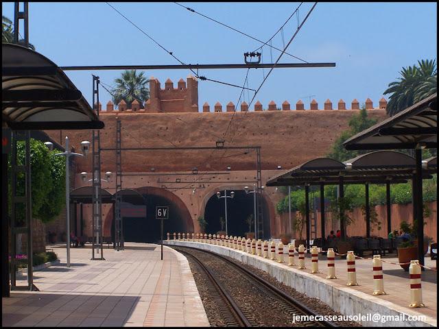 Gare de Rabat-Ville