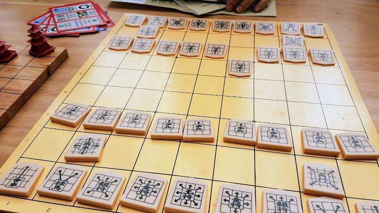 日本將棋試玩推廣
