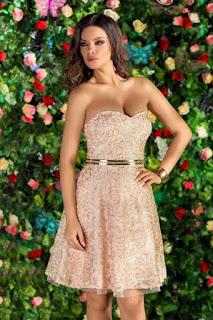 Rochie Veronique Rose