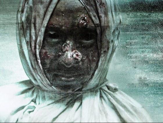 47 Gambar Muka Hantu Yg Seram Terbaru