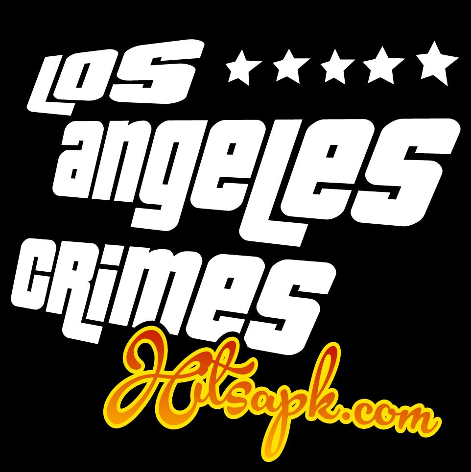 losangeles crimes mod apk terbaru