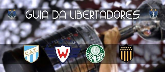 Libertadores 2017 – Grupo 5