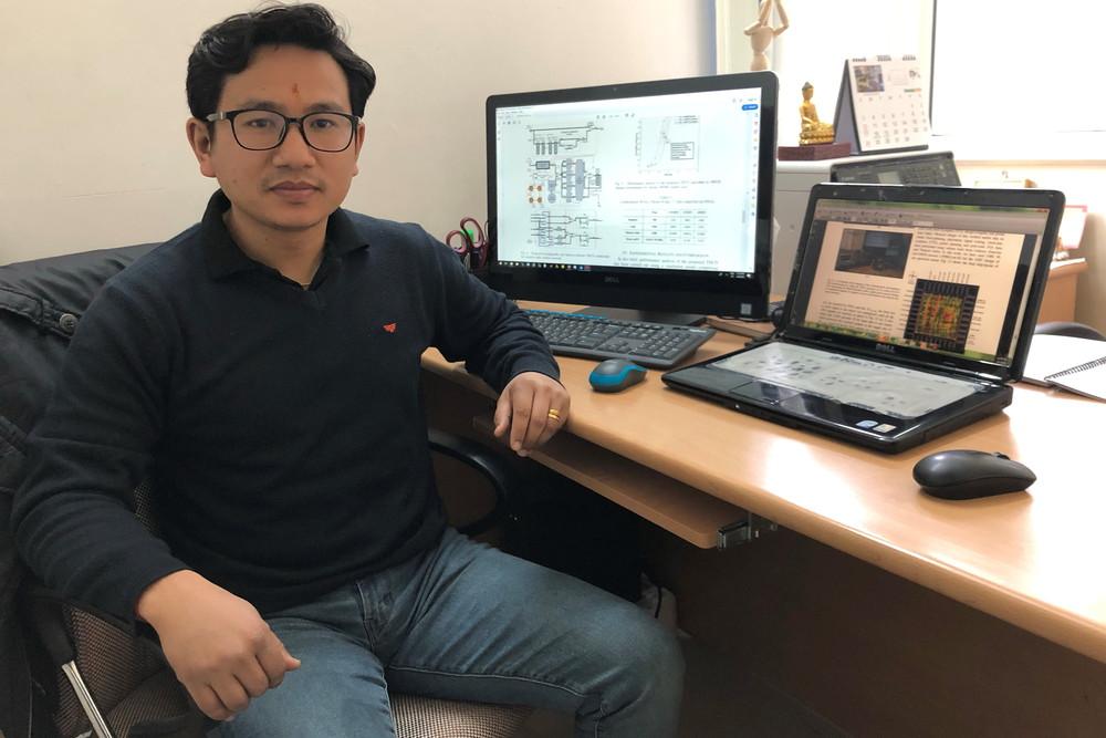 Prof. Rahul Shrestha, IIT Mandi
