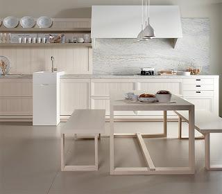 Marzua colecci n arkadia de dica una cocina de madera con alma mediterr nea - Cocina con alma ...