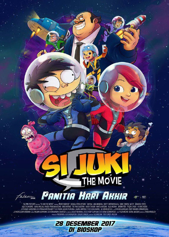 SI JUKI THE MOVIE (2017) WEB-DL