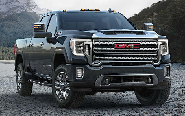 2020 GMC Sierra HD Towing Capacity