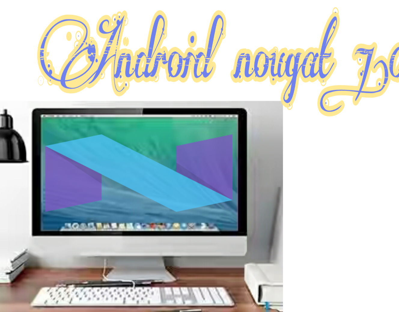 How to install Android x-86 [nougat 7 0]on your Pc hard-drive (dual
