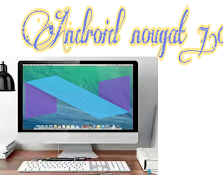 How to install Android x-86 nougat ISO