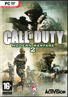 Free Download Call of Duty Modern Warfare 2 for PC (11 4GB
