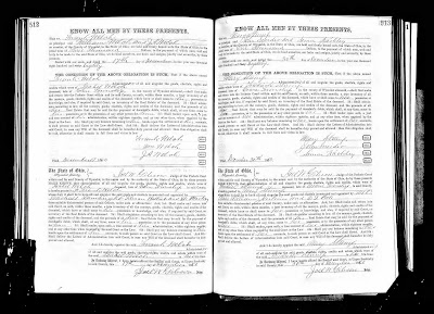 Climbing My Family Tree: Administrator's Bonds, Wyandot County OH (Stump)